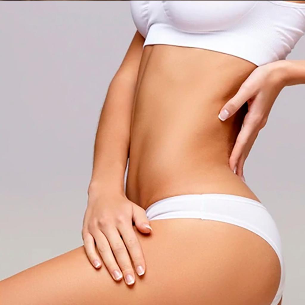 Estética corporal. Cuerpo de mujer. Centro de estética y belleza en Terrassa
